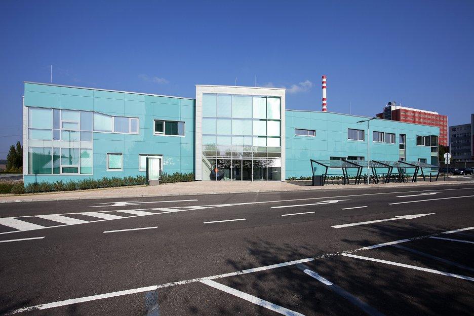 Informačné a tréningové centrum jadrovej elektrárne Mochovce