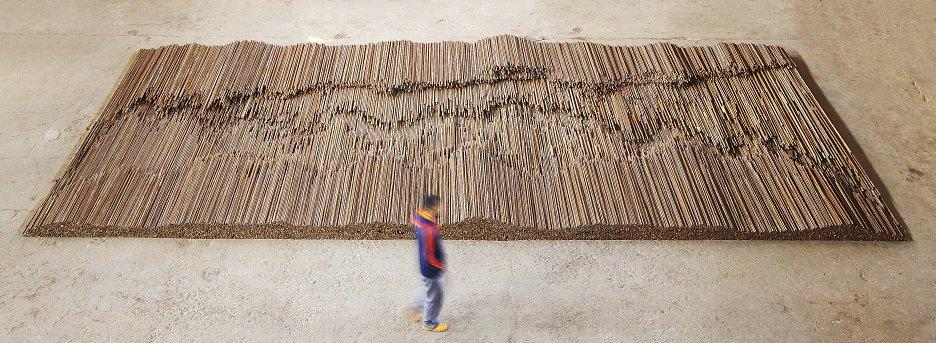 Nakrájané bambusy - kúsok za 96 kR