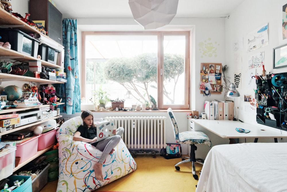 1e9a800801f6 Ako vytvoriť dobrú izbu pre dieťa podľa architektov a psychológov ...