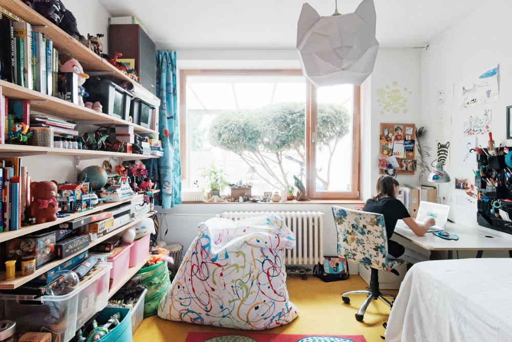 6c5dbf2d36f9 Ako vytvoriť dobrú izbu pre dieťa podľa architektov a psychológov ...