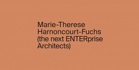 Marie-Therese Harnoncourt, The Next Enterprise Architects