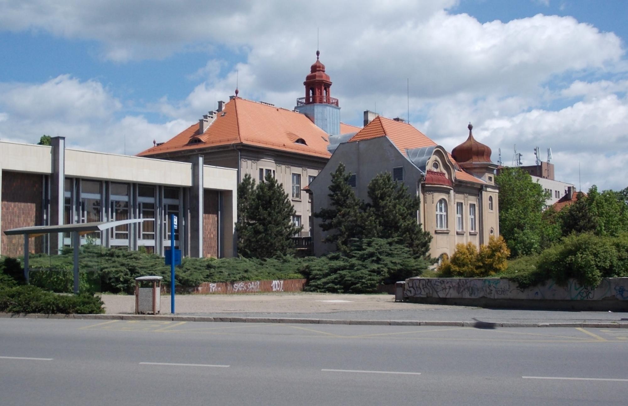 Riešenie Wagnerovho námestia, Beroun | Archinfo sk