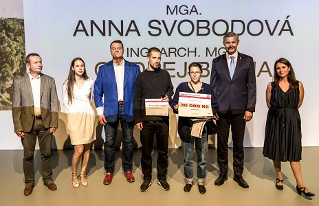 Víťazi Young architect award 2019