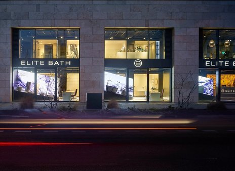 Showroom ELITE BATH+KITCHEN, Bratislava