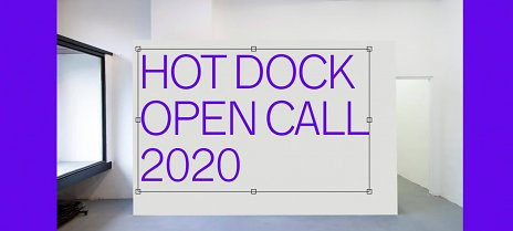 Hot Dock OPEN CALL 2020