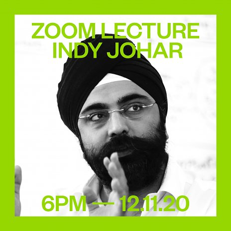 November Talks 2020 - Indy Johar 12.11