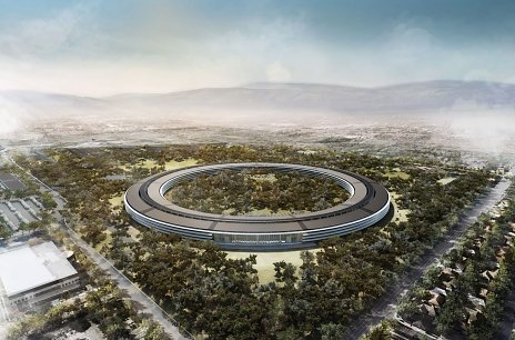 Apple campus 2 - Foster + Partners