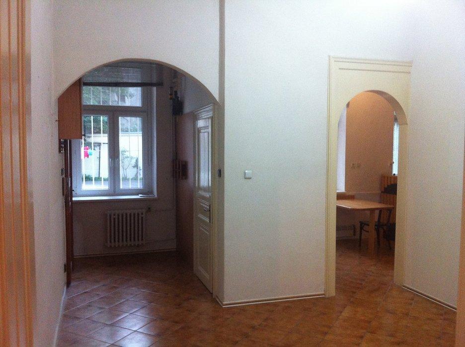 Fotografia bytu pred začatím rekonštrukcie