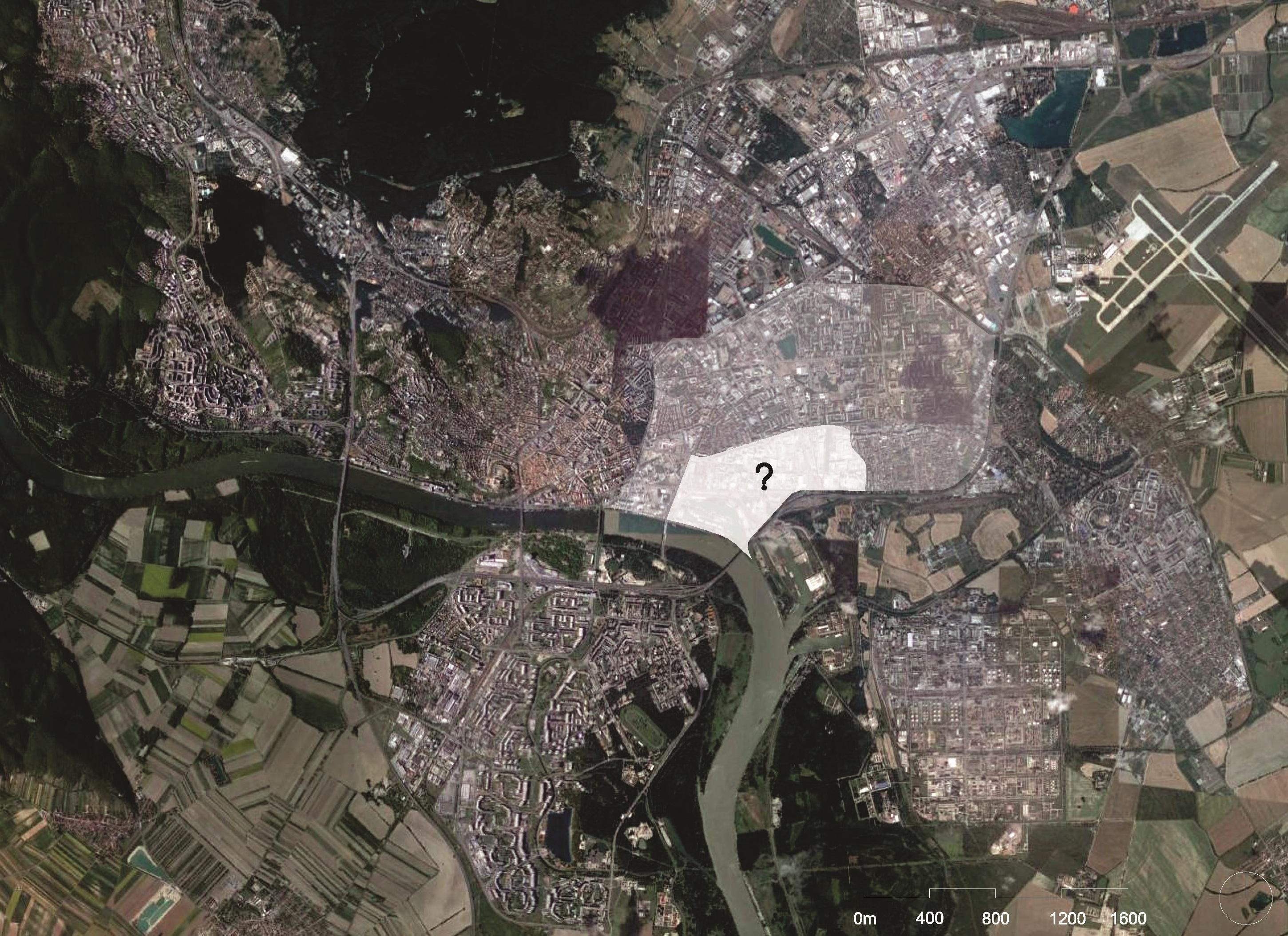 a551e2e1194 Diplomová práca je urbanistickým návrhom rozvojového územia nachádzajúceho  sa v okrese Bratislava 2 v Mestskej časti Ružinov v častiach Mlynské Nivy