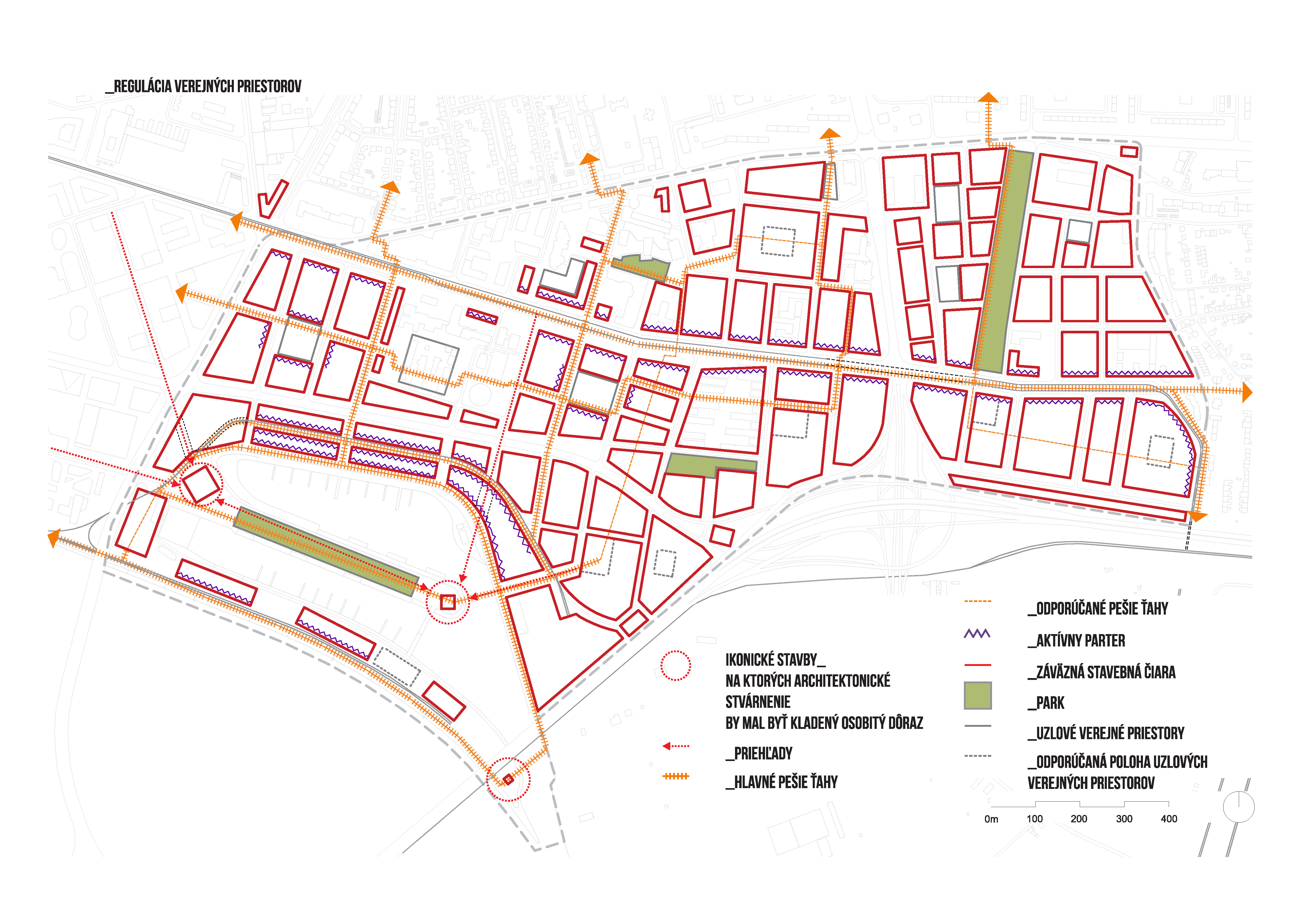 0ced2d660c2 Nové verejné priestory pre Ružinov - diplomový projekt