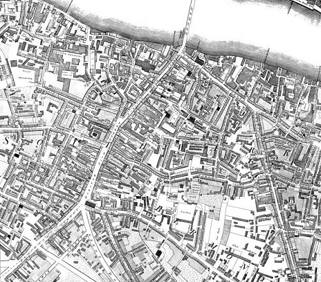 Old Maps - historické mapy online