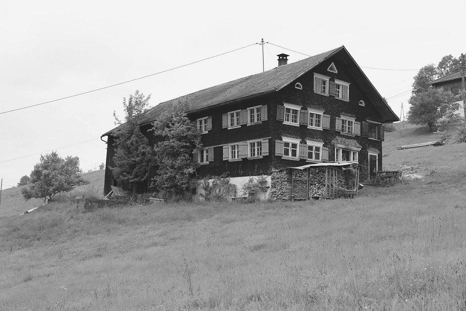 Pôvodný stav budovy