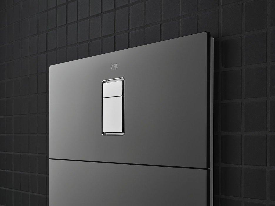 dekorat vne sklenen moduly grohe. Black Bedroom Furniture Sets. Home Design Ideas