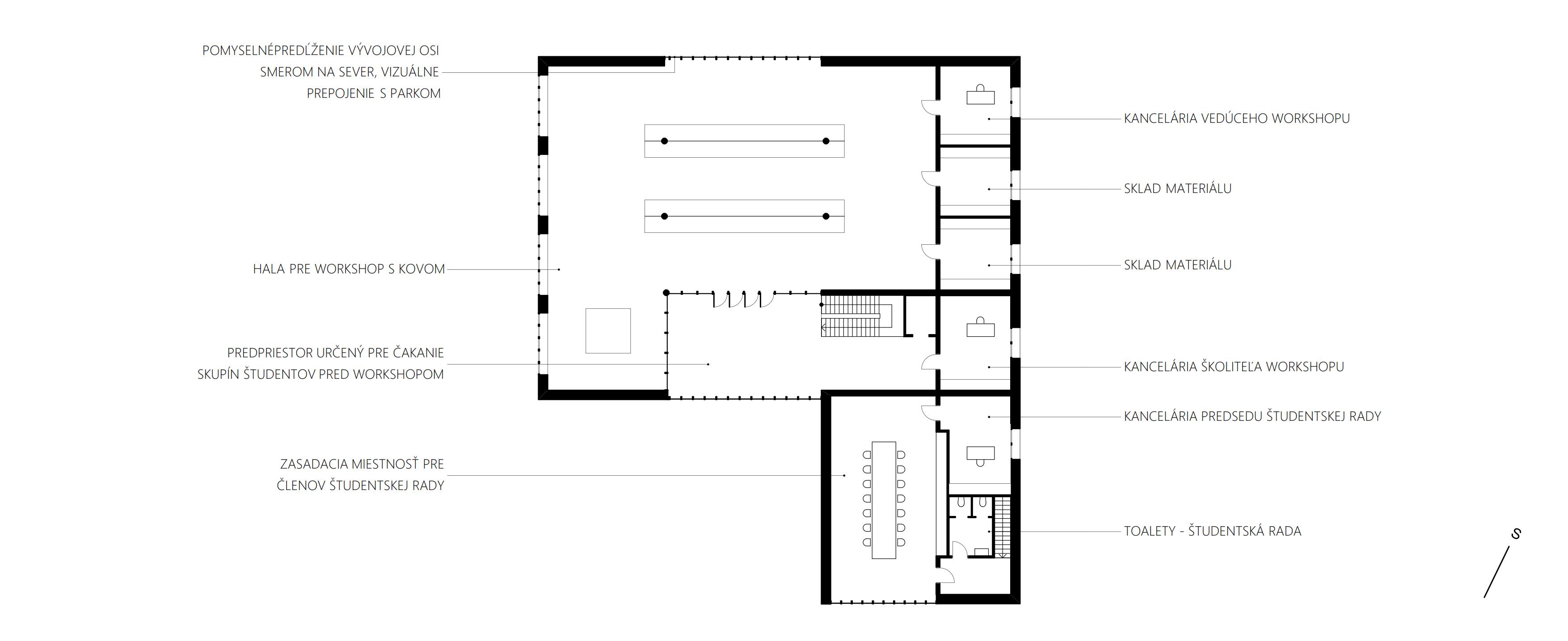 8f37152ba Campus Bauhaus Universitat, Weimar - diplomová práca | Archinfo.sk