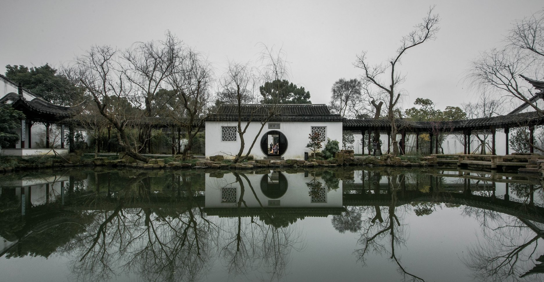 Keyuan Garden, Suzhou, China, 2017