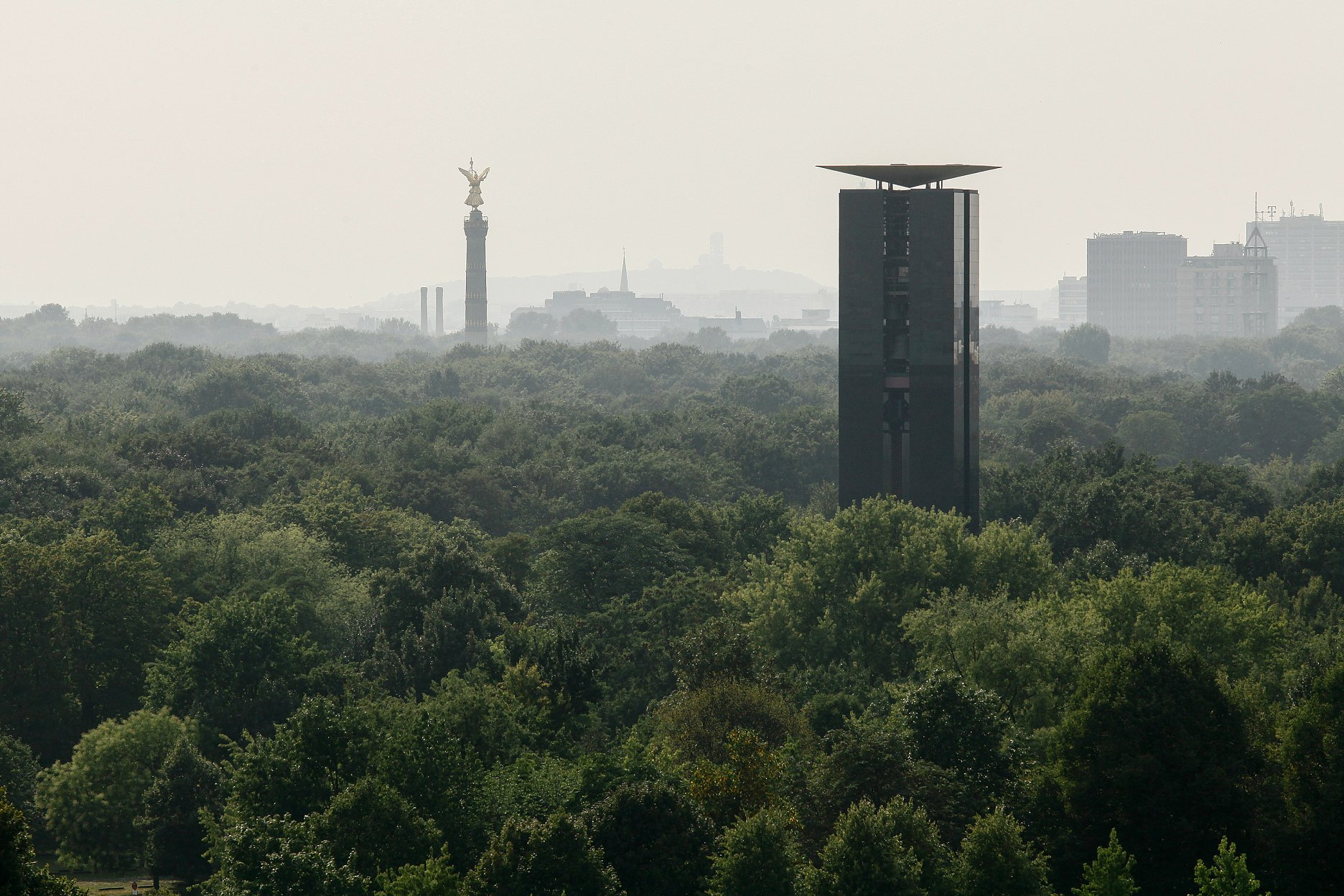 Urban Jungle Tiergarten, Berlin, Germany, 2015