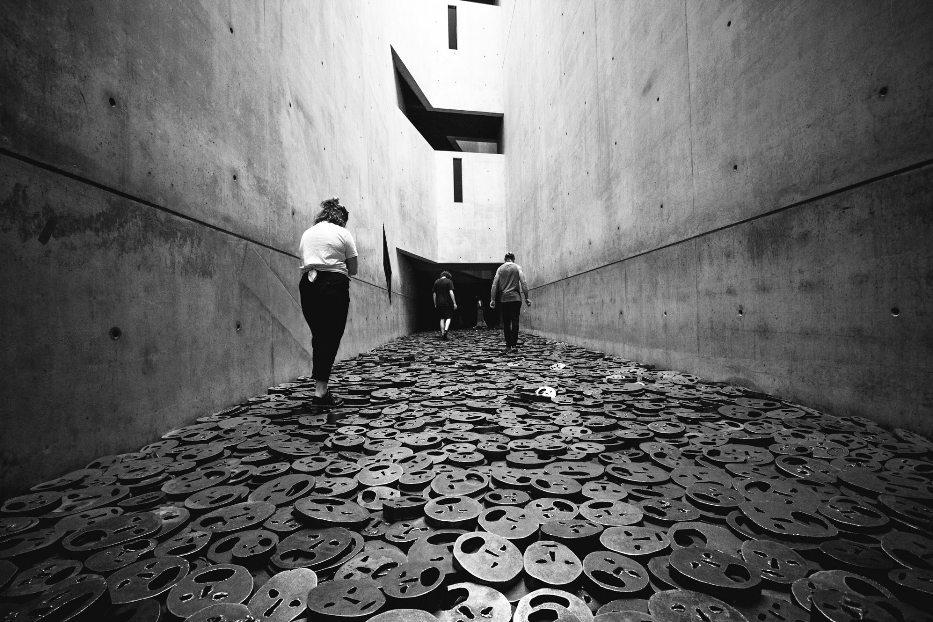 Toward the Darkness, Jewish Museum, Berlin, Germany 2017