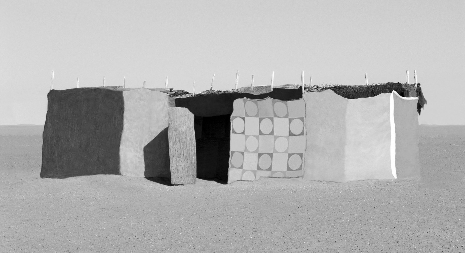 Erasing Non - Places 2, The Ordinary, Morocco, 2015