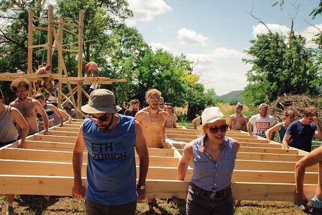 Hello Wood - Project Village 2016