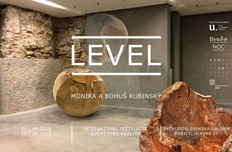 "Monika a Bohuš Kubinskí: ""LEVEL"""