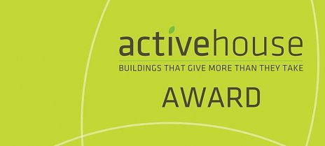Active House Award - Rethink Suburbs