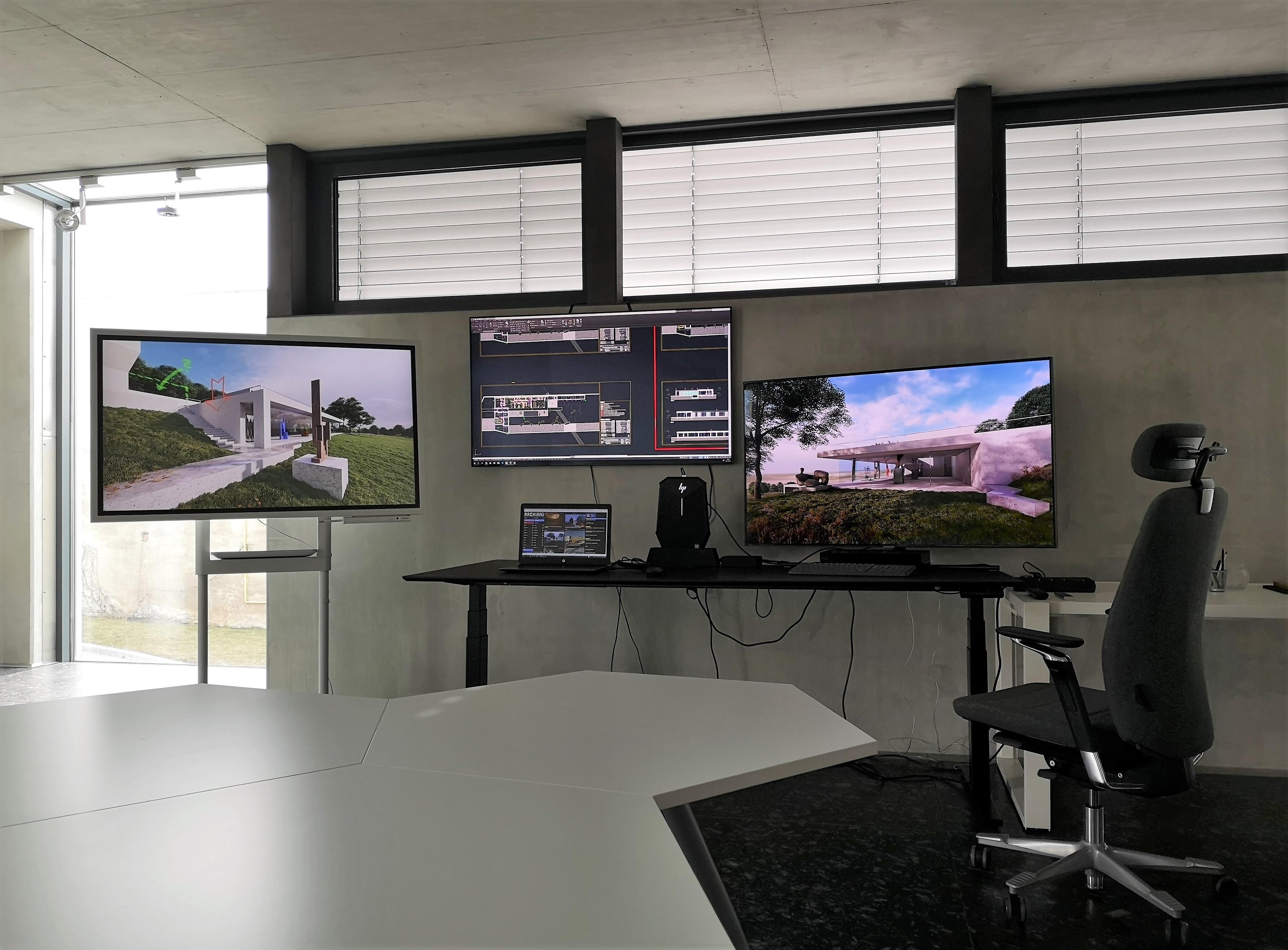 36ab807d9 #samsung, #monitory, #4k, #uhd, #qled, #tv, #televízor, #pracovisko  architekta, #test, #testovanie, #