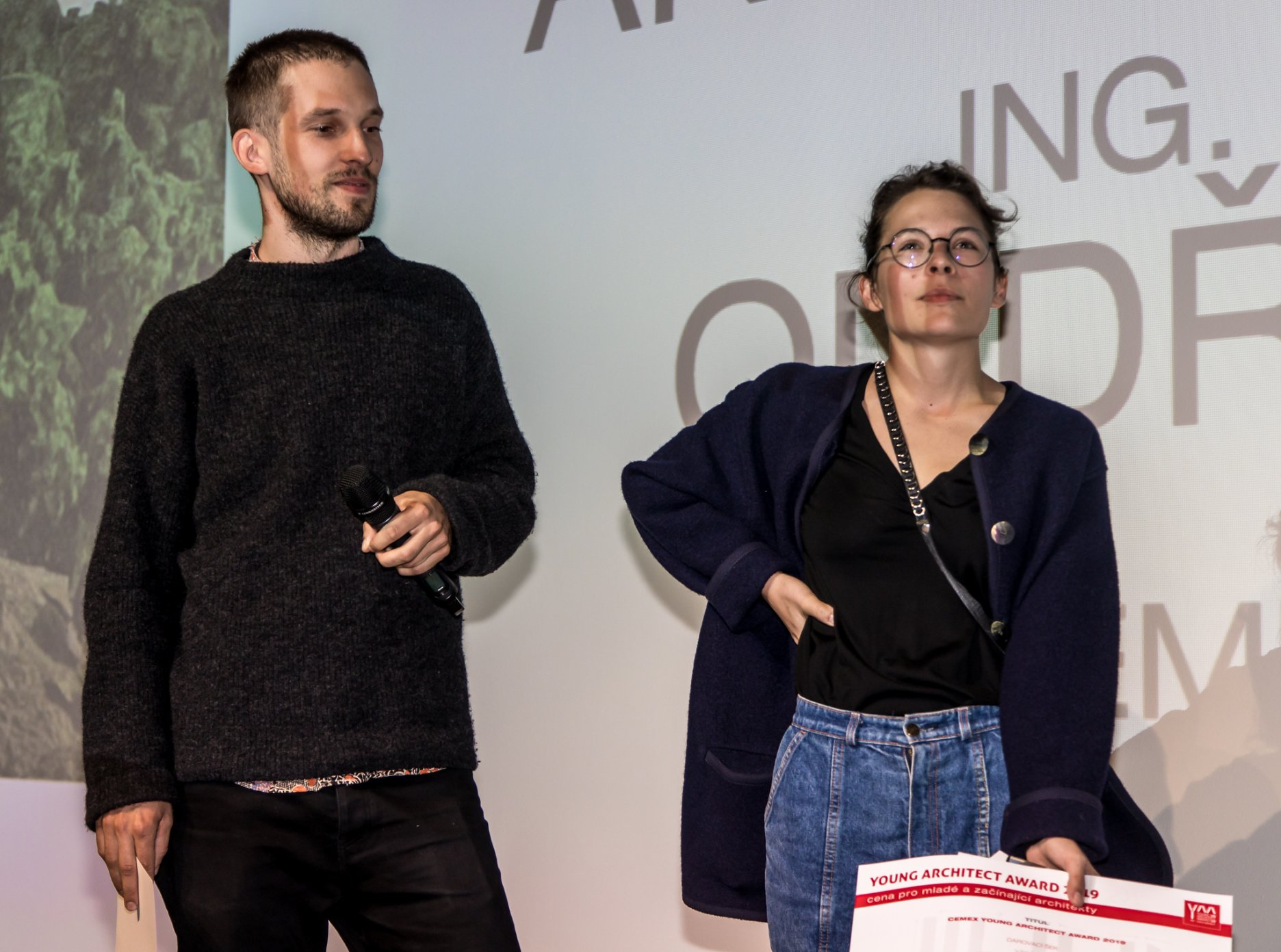 Titul CEMEX Young Architect Award 2019