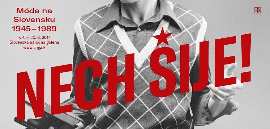 0c341c1ddca6 Nech šije! Móda na Slovensku 1945 – 1989