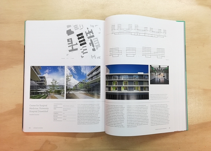 Kniha  Hospitals: A Design Manual