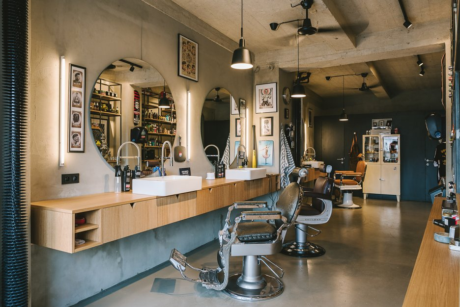HERO barbershop