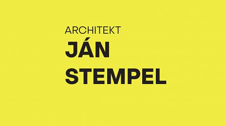 Reflexie architektúry: Jan Stempel